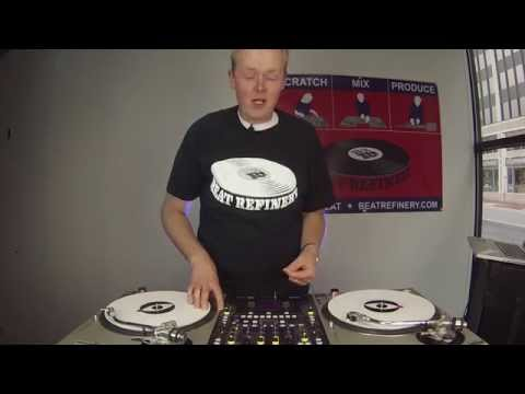 Learn To DJ Tutorial: Incorporating Word Play In Your Live Mixes (DJ Trayze)