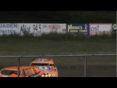 nielsen racing Fort Dodge 8-20-12