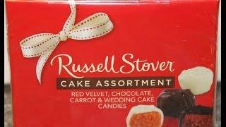 Russell Stover: Red Velvet Cake, Chocolate Cake, Carrot Cake & Wedding Cake Review