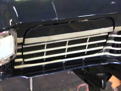 1968 Caprice With Hideaway Lights Youtube