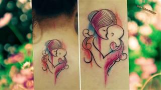 10 tatuajes para celebrar ser madre