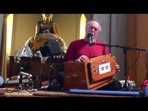 """Live In Concert: """"Om Namo Gurudev"""" by Krishna Das"""
