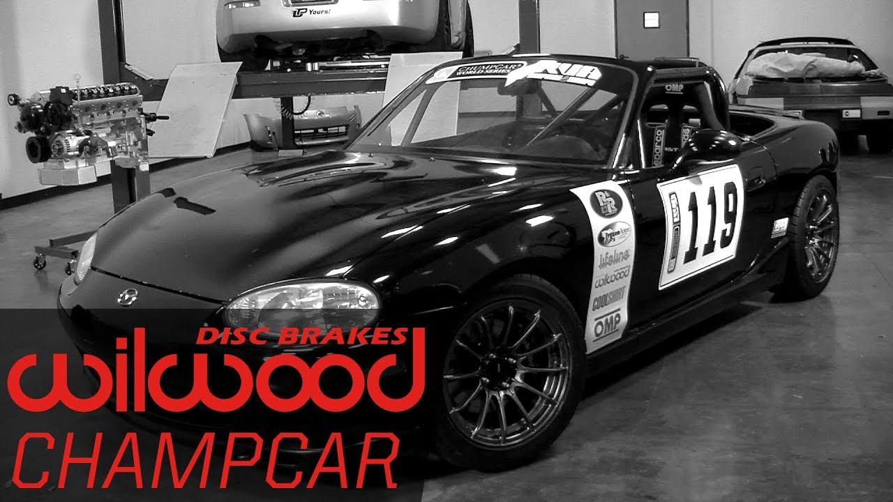 Project Endurance Race Miata: Brakes, Hubs and Suspension