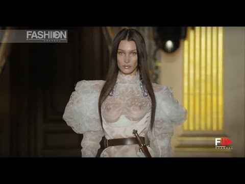 Andreas Kronthaler for VIVIENNE WESTWOOD Fall 2020 Paris - Fashion Channel