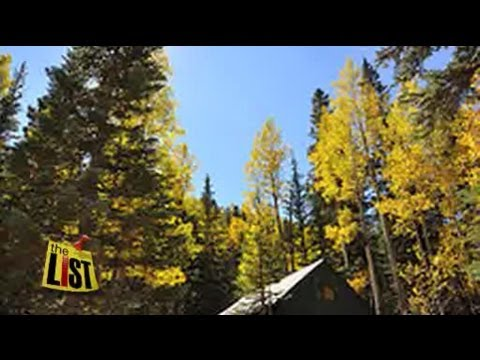 Places to see fall colors in Arizona