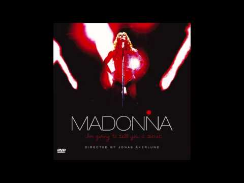 Madonna - Imagine (I'm Going To Tell You A Secret Album Version)