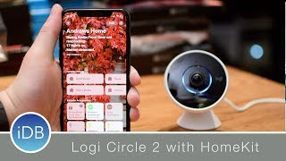 Logitech Circle 2 is the Best HomeKit Camera so Far - Review