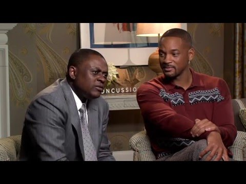 Concussion: Will Smith & Dr. Bennett Omalu Official Interview