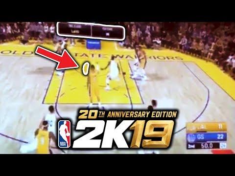 NBA 2K19 Shot Meter GAMEPLAY!