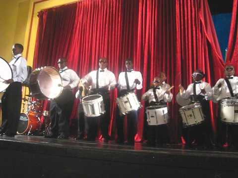 Urban Renewal Junior Drumers