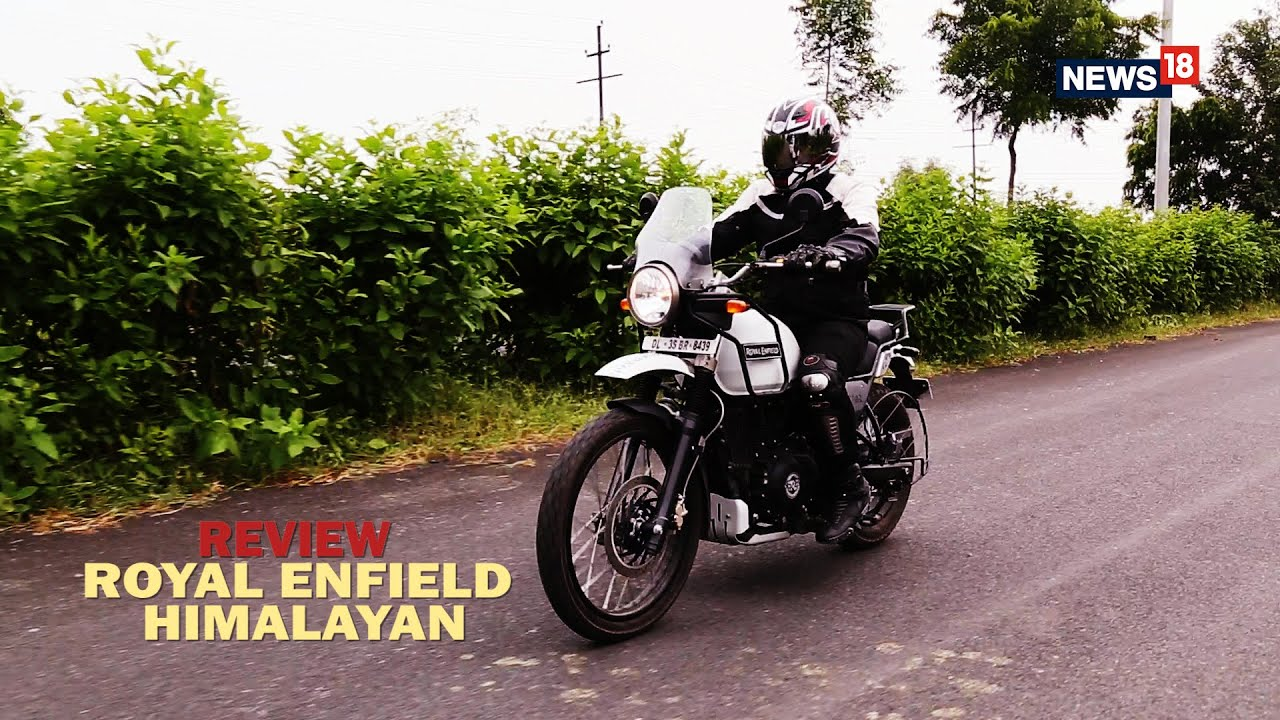 Royal Enfield Himalayan Long Term Review The All Terrain Bike Is