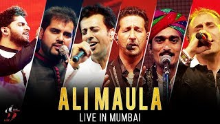 This is the live version of one of our most special songs 'Ali Maula' from the film 'Kurbaan', that we performed at the Jubilee Concert held in Mumbai on the 3rd of ...