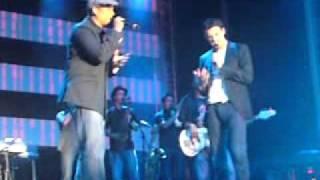 Xavier Naidoo&Daniel Stojanov-Gib dich nicht auf,Stimmen Lörrach