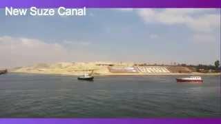 أرشيف قناة السويس الجديدة : مشاهد من الحفر يونيو2015