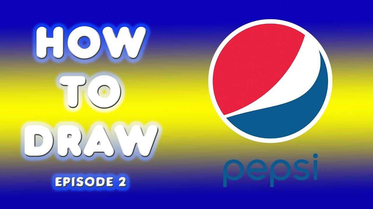 How to draw ep 2 pepsi logo youtube how to draw ep 2 pepsi logo buycottarizona