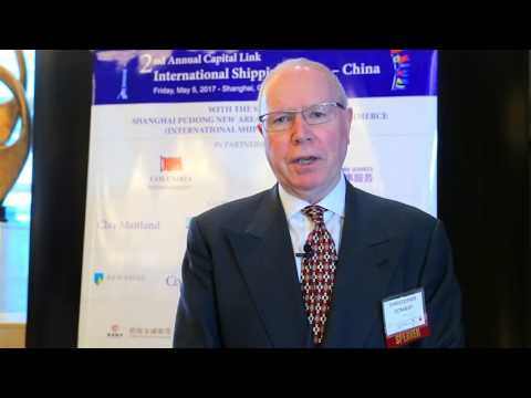 2017 2nd Annual International Shipping Forum - China - Interview with Mr. Christopher Conway
