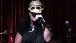"DAVE EVANS -  ""SOLD MY SOUL TO ROCK N ROLL""  AT THE CHERRY BAR IN AC/DC LANE"