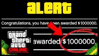 CÓMO CONSEGUIR $ 1,000,000 EN 5 MINUTOS  GTA 5 ONLINE! TRUCO DINERO ILIMITADO (GTA 5 DINERO GLITCH)