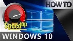 Windows 10 Slow - Best Fix in Minutes