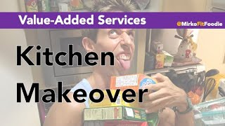Singapore Client's Kitchen Makeover - Mirko Fit Foodie