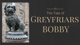 The tale of Greyfriars Bobby | Edinburgh History Tours Resimi