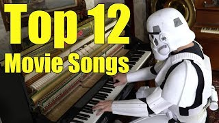 I believe that here are the 12 best songs of the cinema. They are t...