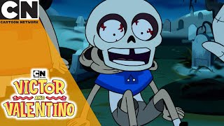 Victor and Valentino | Scary Maze | Cartoon Network UK