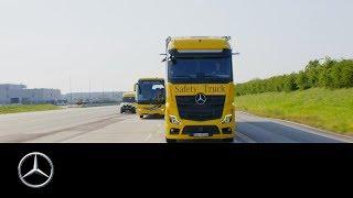Mercedes-Benz Technology and Innovation | Der Tourismo Safety Coach. [DE]