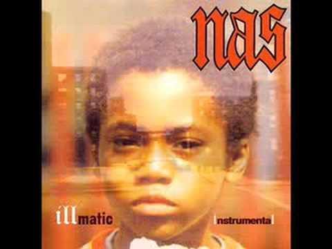 Nas  Memory Lane Instrumental Track 6