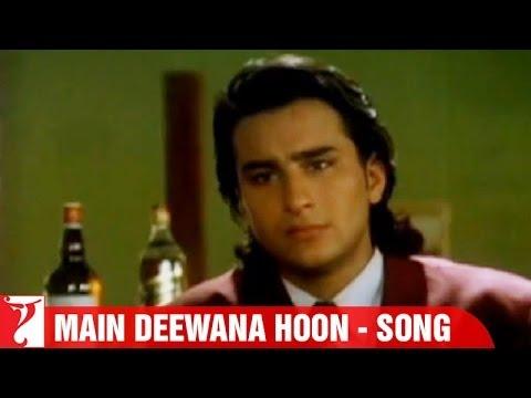 Main Deewana Hoon Song | Yeh Dillagi | Saif Ali Khan | Kajol