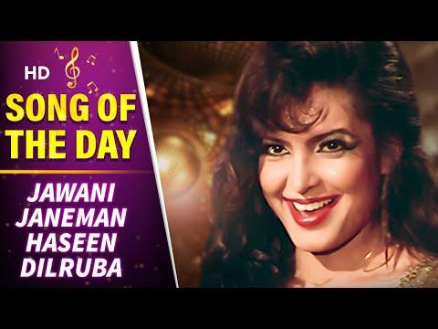 Jawani Janeman - Parveen Babi - Shashi Kapoor - Namak Halal - Bollywood Item Songs - Bappi Lahiri