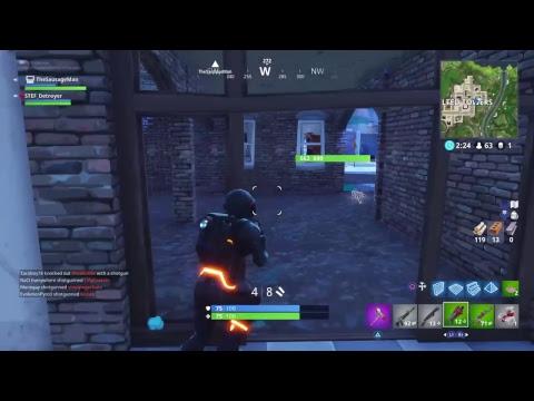Fortnite Trying To Play With Ninja Yeti Youtube