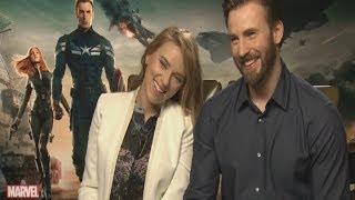 Captain America interview: Scarlett Johansson wants to keep Samuel L Jackson as a pet