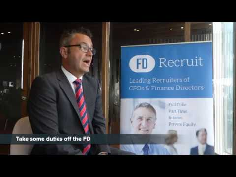 Advice on becoming a finance director (for financial controllers) - FD Recruit