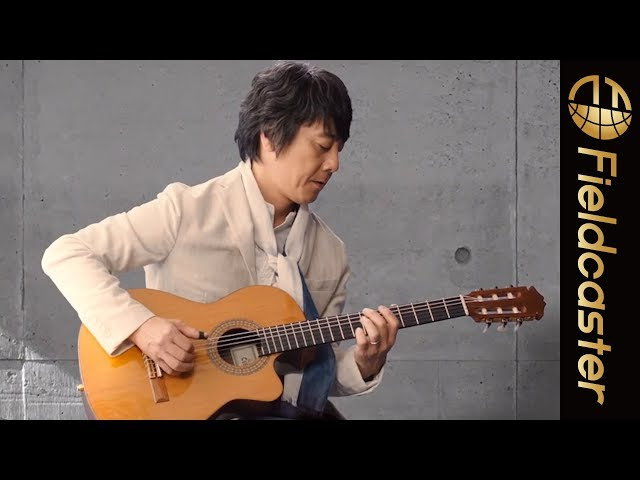 山崎まさよしがギターで弾き語り「語りたくなる、伊勢志摩。」