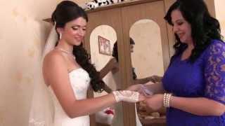 Утро жениха и невесты.  6 сентября 2014г. Григориополь - Тирасполь