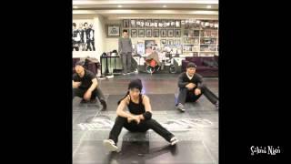 GLAM's Zinni I Like That B-Boying Remix Mirrored Dance