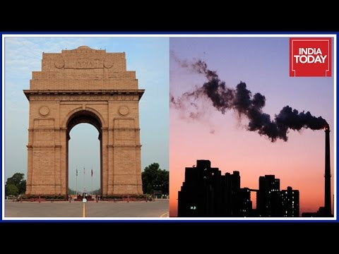 Delhi Among The Most Polluted Cities In The World