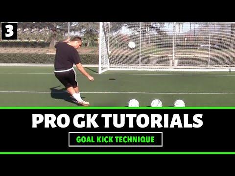 Goal Kicks/ Kicking Drills