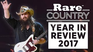 2017 Year In Review | Rare Country's 5