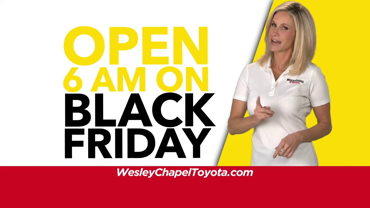 Wesley Chapel Toyota Located In Florida