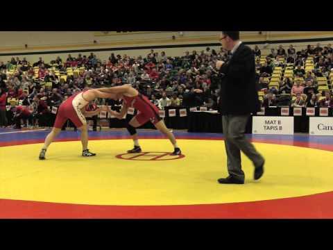 2015 CIS Championships: 76 kg Final Aleksandr Sofronov vs. Ilya Abelev