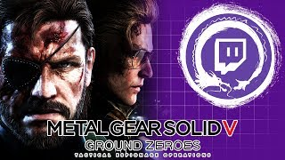 METAL GEAR SOLID V: GROUND ZEROES | Metal Gear Saga Part 43: Prequel to MGS Finale |Stream Four Star