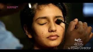 ഒരു അഡാർ മേക്കപ്പ്😂  Priya Prakash -Makeup Troll - oru adaar love