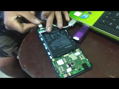 NOKIA 2 1 EDL TEST POINT - YouTube