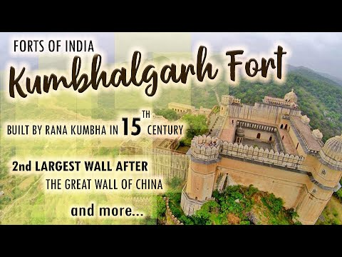 Forts Of India - Kumbhalgarh - Ep # 12