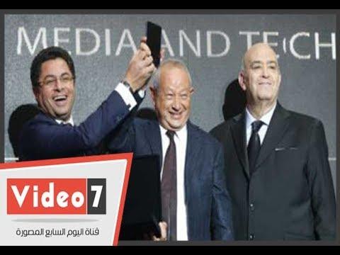 اليوم السابع :نجيب ساويرس: أتابع