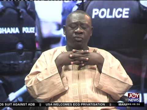 Police Recruitment Scam - AM Talk (5-5-15)