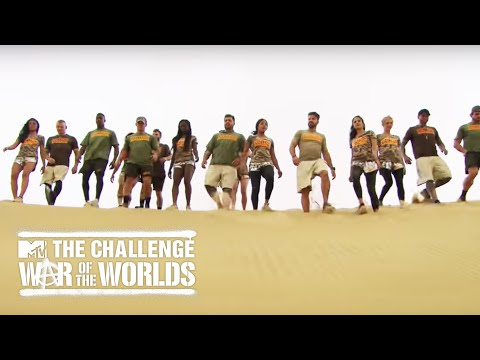 The Challenge: War of The Worlds 💪 RED BAND Trailer   New Season + Feb. 6th @ 9/8c   MTV