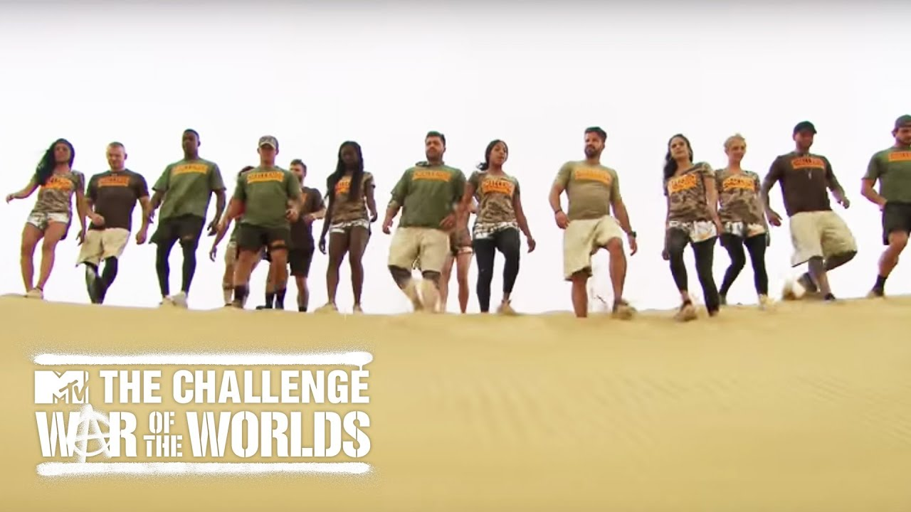 MTV's The Challenge: War Of The Worlds - A mash up of your